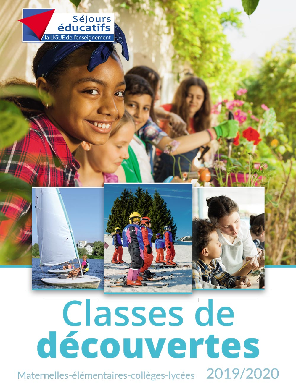 Classes de decouvertes 2019 2020 p1